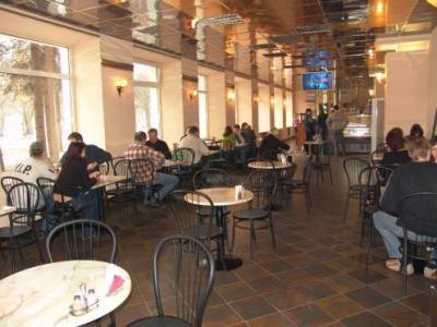 Французское кафе-кондитерская