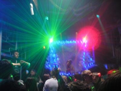 Ночной клуб Aqua