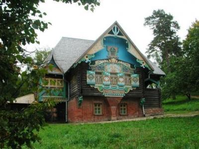 """Историко-архитектурный комплекс """"Теремок"""" (""""Талашкино"""")"""