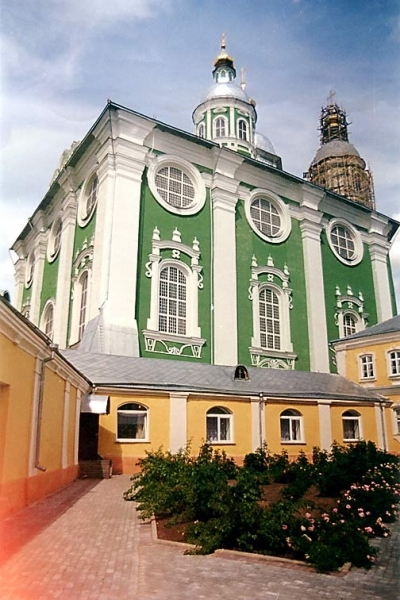Межъепархиальное православное, духовное училище
