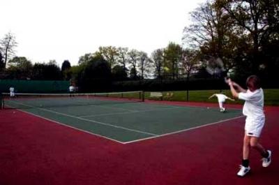 Детская школа теннисного мастерства